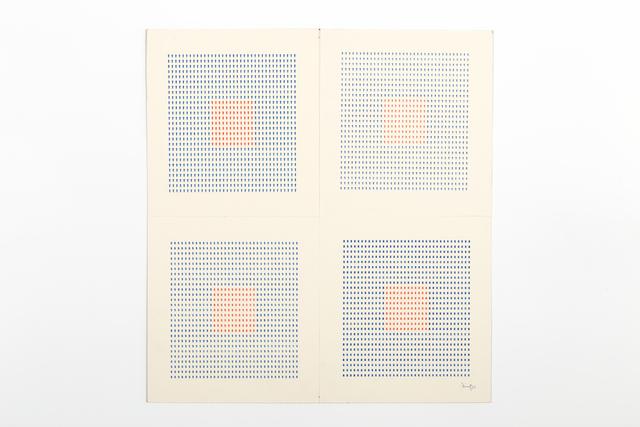 , 'Dattilocodice # 4 / Typecode # 4,' 1978, Tiziana Di Caro