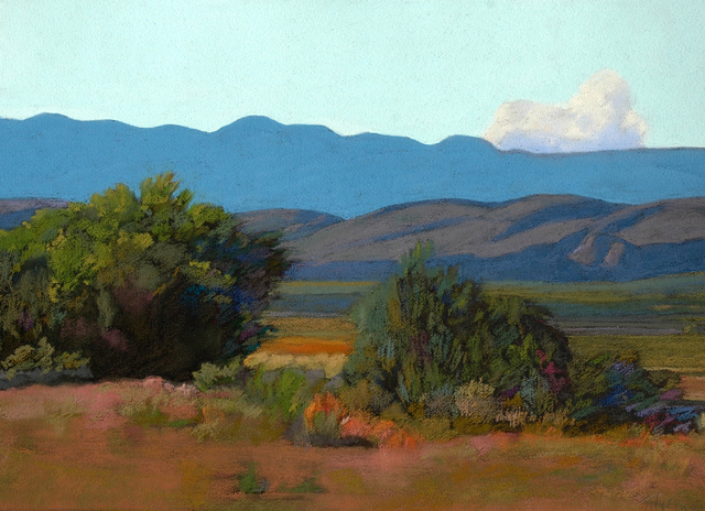 , 'Distant Hills,' 2018, Ventana Fine Art