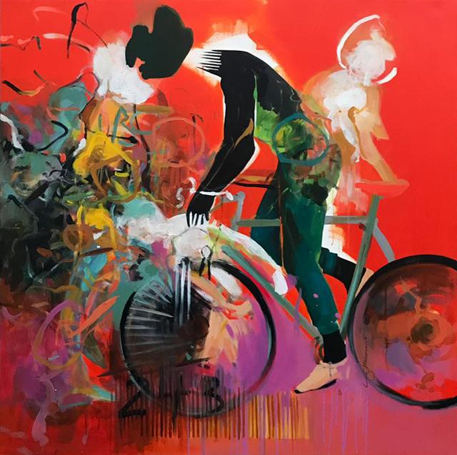 , '243 Code ya Mboka,' 2019, Eclectica Galleries
