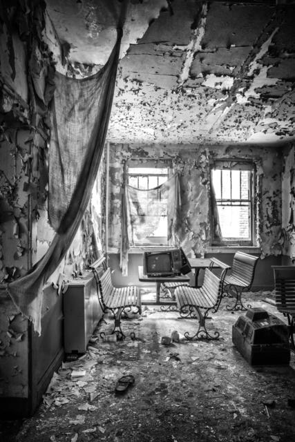 , 'Ruined,' 2017, Fountain Street