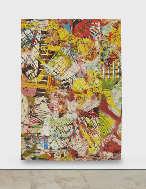 , 'Untitled,' 2018, Lehmann Maupin