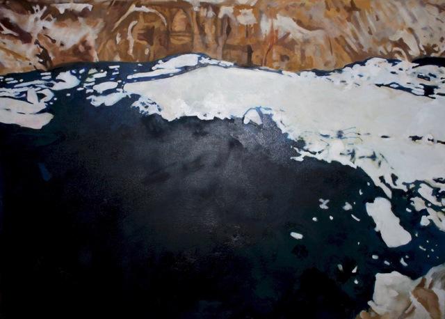 Laura Broaddus Hexner, 'Ice', 2016, Cross Contemporary Art