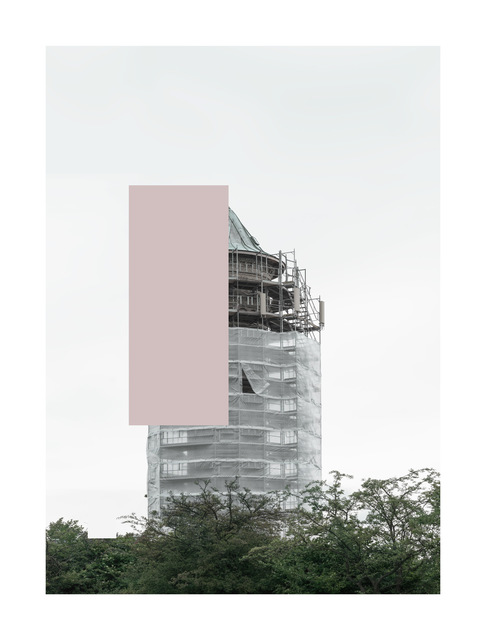 , 'Tower,' 2017, Hans Alf Gallery