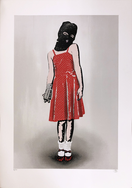 Nick Walker, 'Vandal Child', 2019, Galerie Brugier-Rigail