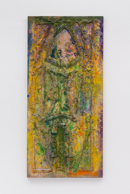 Frank Bowling, 'According To Waugh', 1986, Hales Gallery
