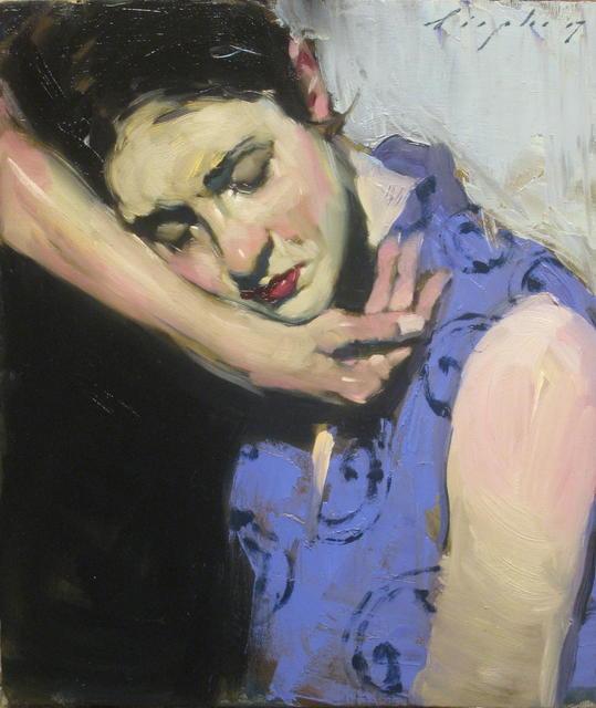 , 'Holding Her ,' 2017, Nikola Rukaj Gallery