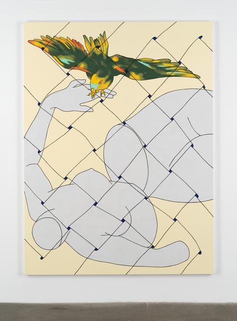 , 'Headless Woman with Parrot ,' 2016, Bortolami