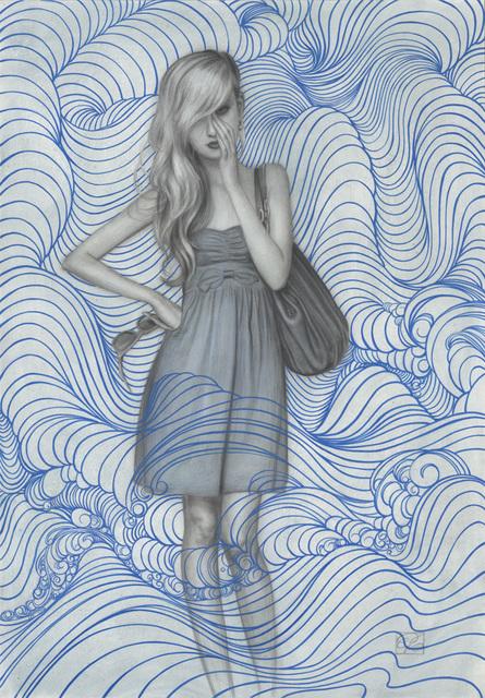 , 'Waves,' , IX Gallery