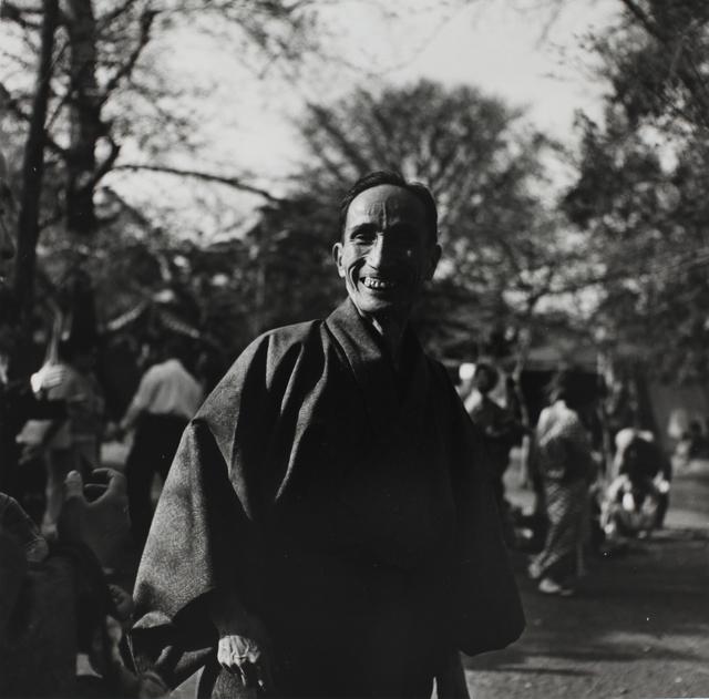 , 'Tokyo Ueno Sakura Matsuri, April 13, 1975,' 1975, MIYAKO YOSHINAGA