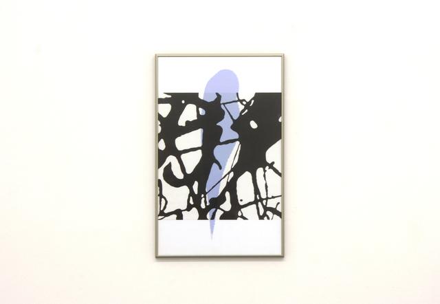 , 'Study Pollock / Study H.M.,' 2012, Galerie Micheline Szwajcer