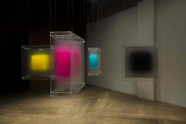 , '4 Colour Separation,' 2012, Neubacher Shor Contemporary