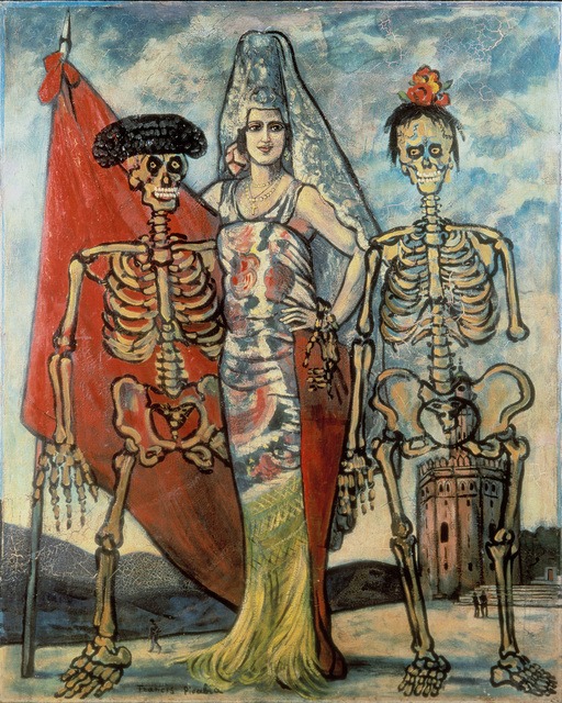, 'La Révolution espagnole (The Spanish Revolution),' 1937, The Museum of Modern Art