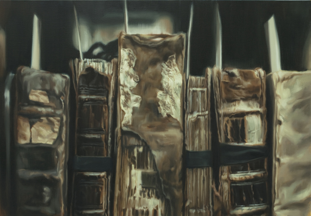 , 'Thomas Fisher Rare Book Library, University of Toronto No. 2 多伦多大学费雪珍稀书籍图书馆 #2,' 2015, Chambers Fine Art