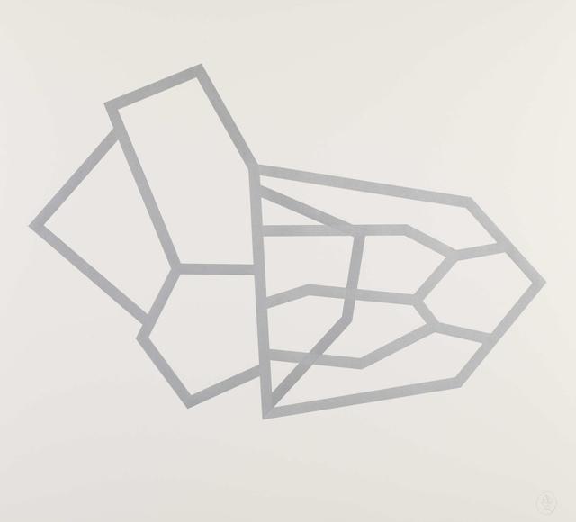 Richard Deacon, 'Bamako (Silver 36)', 2011-2012, Paragon