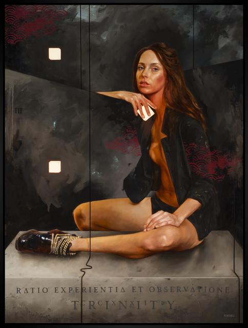, 'III,' , Abend Gallery