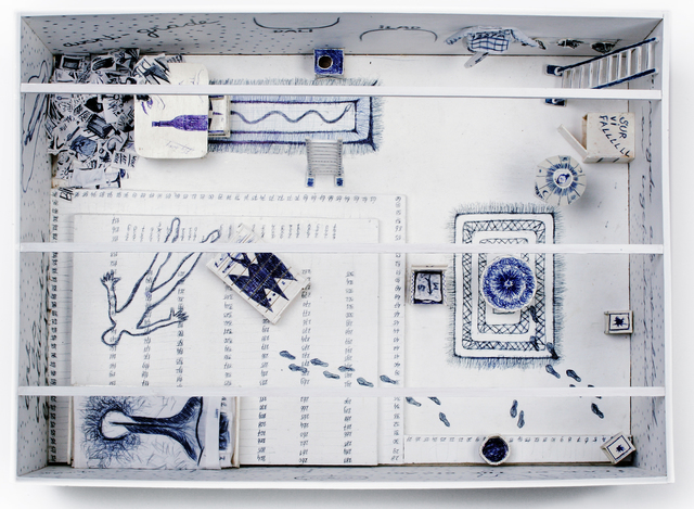 , 'Ilad of the Bic Art, The Bic Art Room,' 1981, M HKA – Museum of Modern Art Antwerp