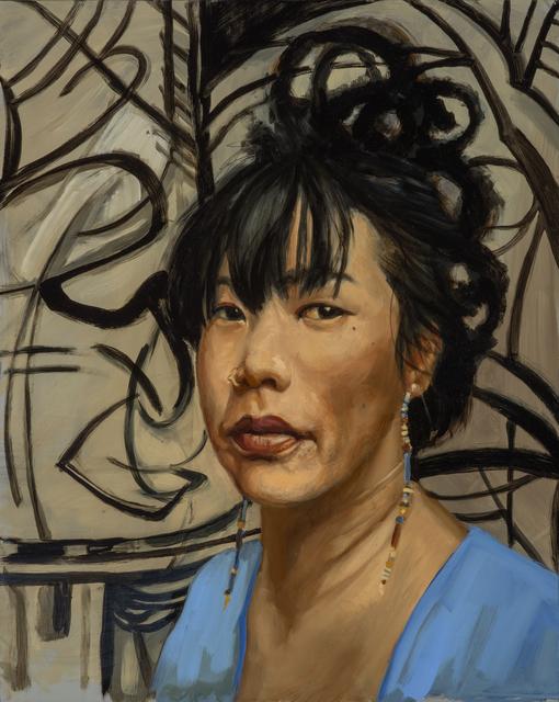 , 'Marisa,' 2015, Bowersock Gallery