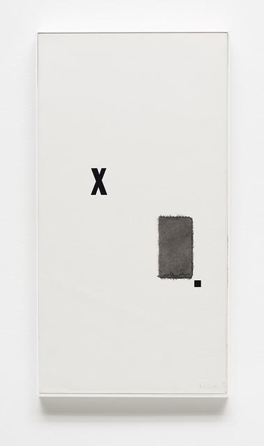 """, 'Untitled, """"Toquinhos"""" series,' 1972, Galeria Luisa Strina"""