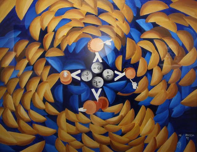 Kangja JUNG, 'Dance', 2006, Arario Gallery