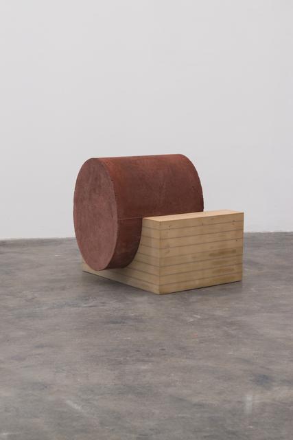 , 'Piedra 6 (Extensión en su molde),' 2017, Peana Projects