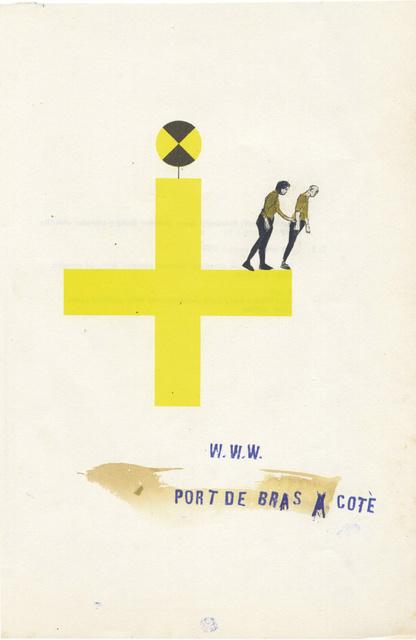 , 'w.w.w. PORT DE BRAS A COTÈ,' 2014, Spotte Art