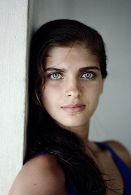 , 'Kristie Karbstein Gerep, 1988: Headshot of Kristie Karbstein Gerep in Brazil,' 1988, Staley-Wise Gallery