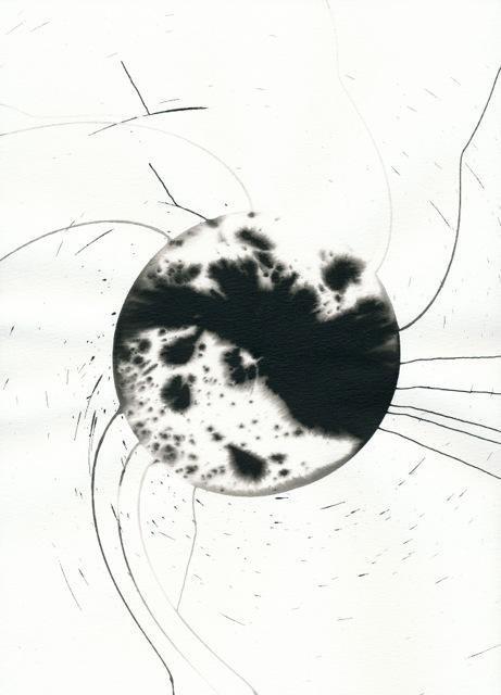 , 'Fan Drawing 20101115-8,' 2010, Galerija VARTAI
