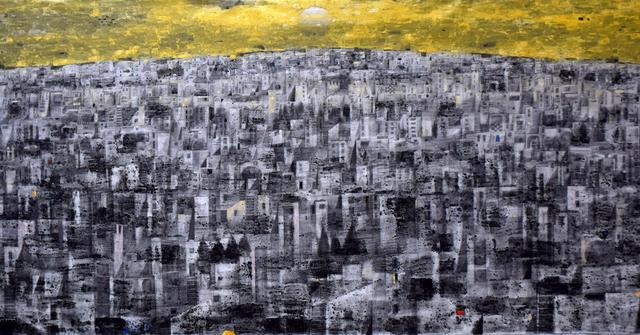 , 'New Day (Eastern Urbanism),' 2018, Khawam Gallery
