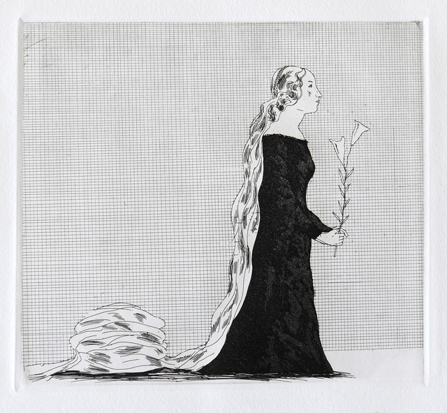 David Hockney, 'The Older Rapunzel', 1969, Goldmark Gallery