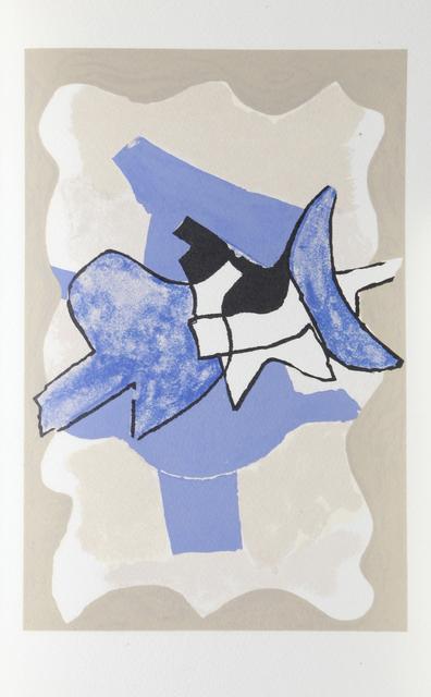 Georges Braque, 'I from La Nuit - La Faim', 1960, RoGallery