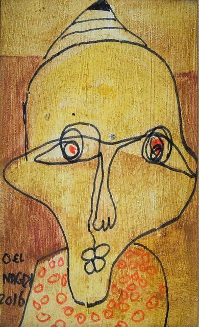 , 'Stranger ,' 2016, Arteology Egypt