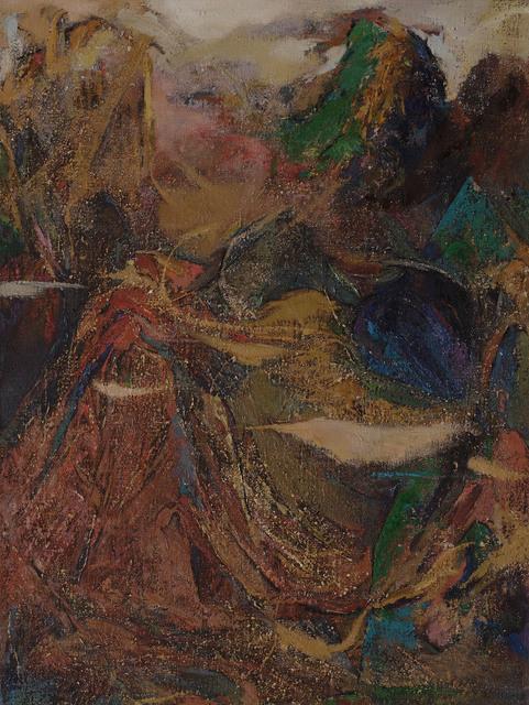 , 'Evening Autumn Clouds ,' 2005-2010, Katrine Levin Galleries