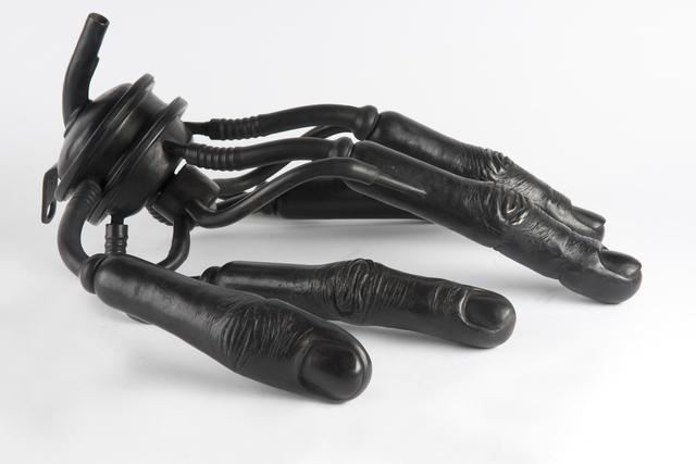 , 'Hand Machine,' 2012, Polka Galerie