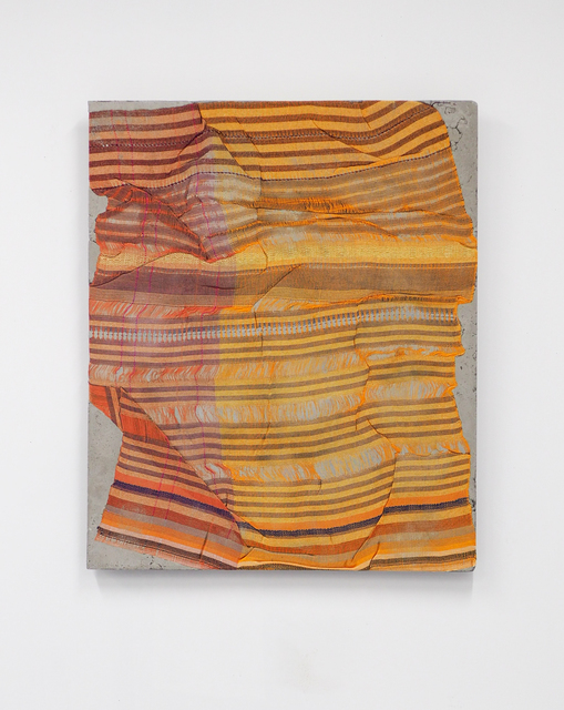 , 'Held - Summer Stripes,' 2018, Imlay Gallery