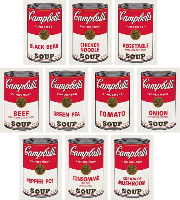 Andy Warhol, 'Campbell's Soup I', 1968, Phillips