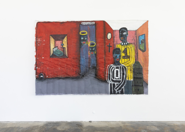 , 'Redeem Pettaway,' 2017, AA|LA