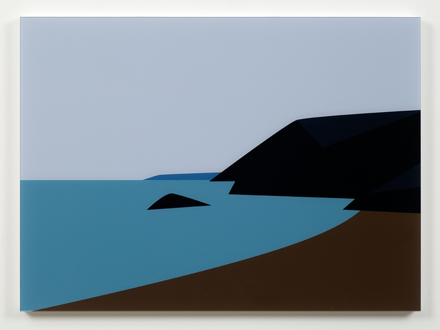 , 'Lantic Bay,' 2017, Alan Cristea Gallery
