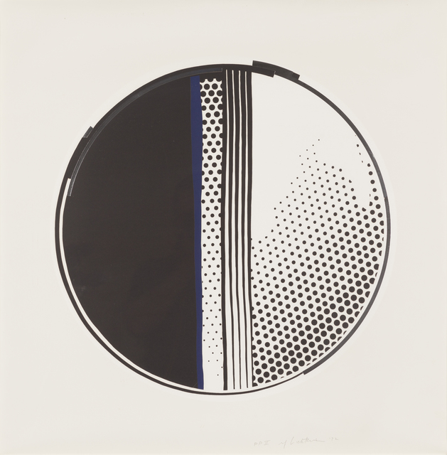 Roy Lichtenstein, 'Mirror #1, from the Mirror Series', 1972, Childs Gallery