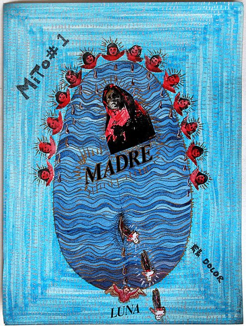 , 'Mito 1: Madre,' 1981, WALDEN