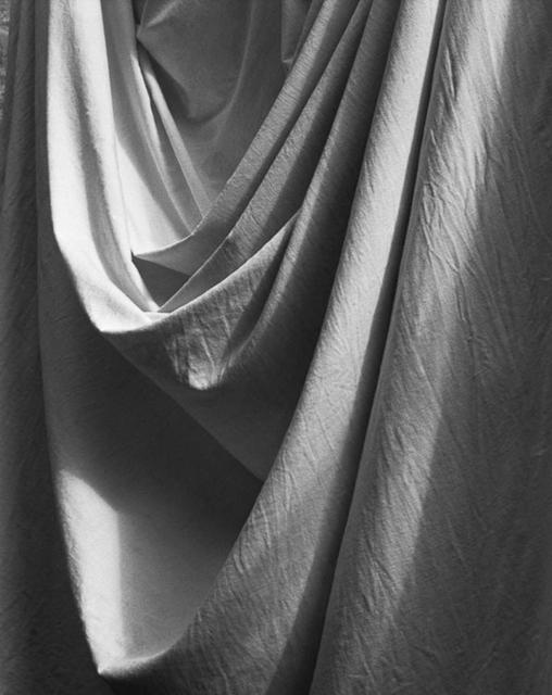 , 'Bed sheet, 1950,' year print 1980, Utópica