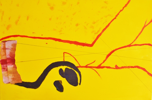 , 'Sunburst,' 2015, Walter Wickiser Gallery