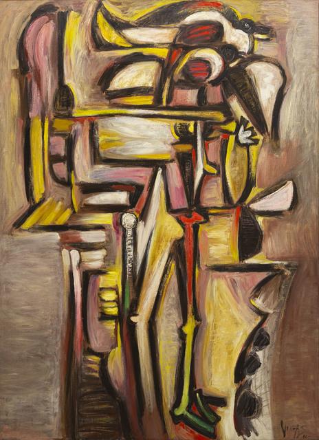 , 'Agorero,' 1986, Gary Nader