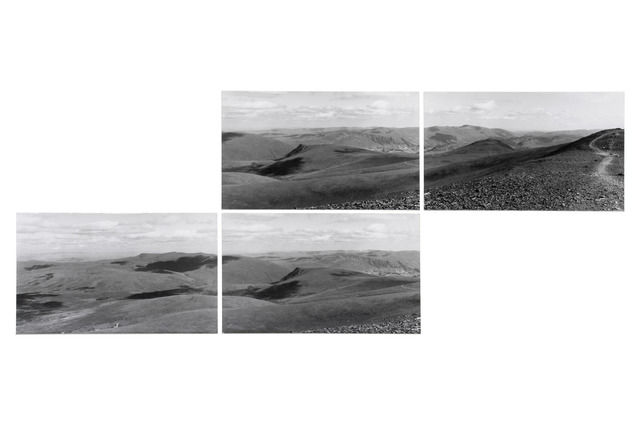 , 'Killhope Law Panorama,' 1975, Richard Saltoun