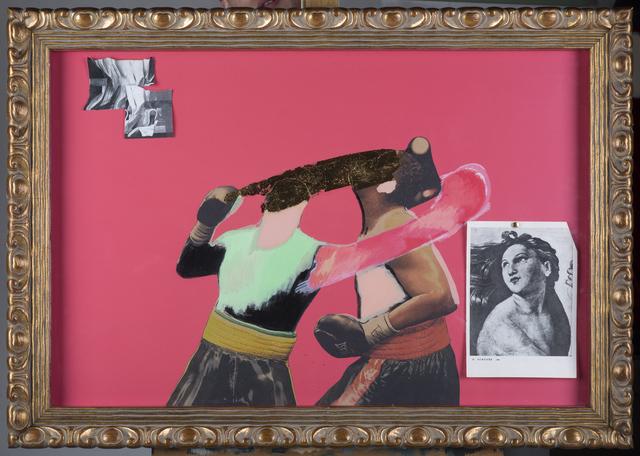 , '1,' 2015, Leo Gallery