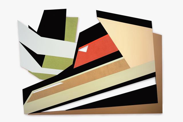 , 'For Renaudie,' 2018, Charles Nodrum Gallery