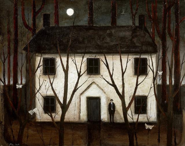 , 'Forest House,' 2017, John Martin Gallery