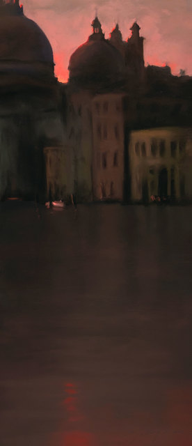 , 'Twilight, Grand Canal,' 2006, William Baczek Fine Arts