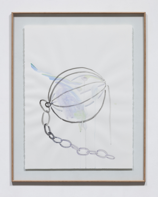 Sodam Lim, 'Drawing dream 03', 2016, Drawing, Collage or other Work on Paper, Acrylic on paper, Gallery BK