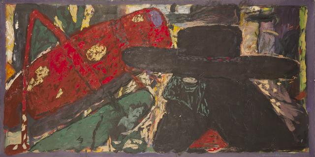 Gaylen Hansen, 'Kernal and Red Grasshopper', 2018, Linda Hodges Gallery