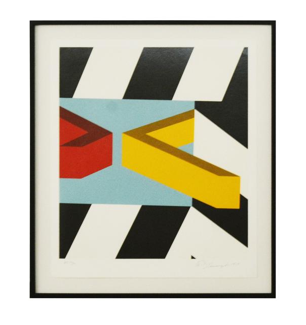 , 'Caves,' 1979, Galeria Houssein Jarouche